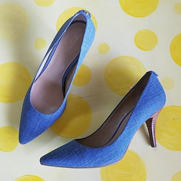 MICHAEL Michael Kors Shoes | Mk Denim